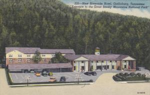 New Riverside Hotel, Entrance to the Great Smoky Mountains National Park, G...