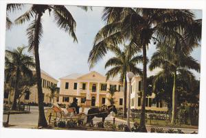 Government Buildings with Post Office in the center, Nassau in the Bahamas, 4...