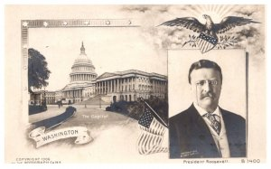 President Roosevelt , Capitol