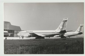 MALAYSIA AIRLINES REAL PHOTO KENT UK  1978 RP photograph