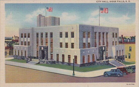City Hall Sioux Falls South Dakota