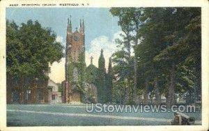 Park Episcopal Church - Westfield, New York
