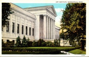 Minnesota Minneapolis Art Institute Curteich