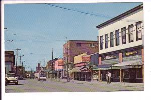 Main Street, North Sydney, Nova Scotia, Macleod