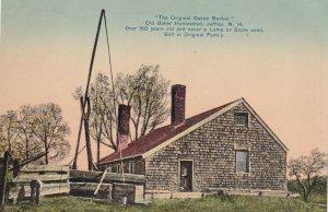 JAFFREY, New Hampshire, 1900-1910's; The Original Oaken Bucket