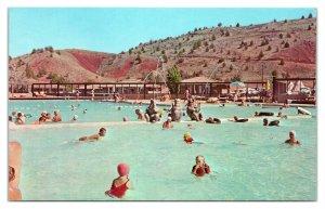 1950s/60s Kah-Nee-Ta Vacation Resort, Warm Springs, OR Postcard *6L(2)18