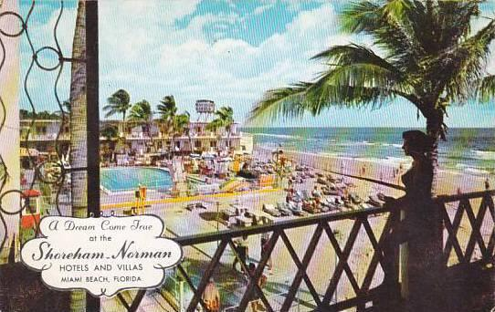 Miami Beach The Sham Norman Hotel