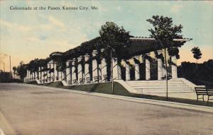 Missouri Kansas City Colonnade At The Pasco