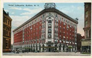 NY - Buffalo.  Hotel Lafayette