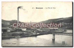 Old Postcard Besancon Les Bains De Prs worth