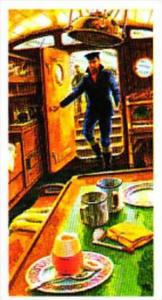 Brooke Bond Tea Unexplained Mysteries No 24 Mary Celeste Mystery