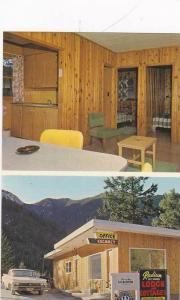 2-Views, Radium Hot Springs Lodge & Cottages, Radium Hot Springs, B.C.,  Cana...