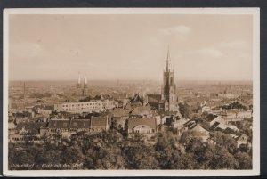 Germany Postcard - Dusseldorf - Blick Auf Die Stadt - T6854