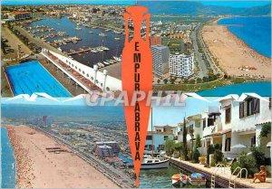 Postcard Modern Ampuriabrava (Costa Brava) Other Views