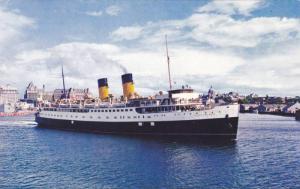 The C.P.R. ferry, Princess Marguerite in Victoria,B.C., Canada,PU-40-60s