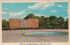 Massachusetts Cape Cod John F Kennedy Memorial