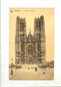 Bruxelles, Belgium, 00-10s Eglise Ste Gudule