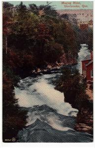 Magog River, SHERBROOKE , Quebec , Canada , 00-10s