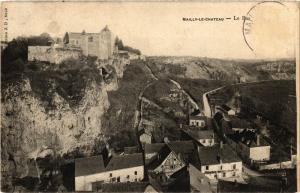 CPA MAILLY-le-CHATEAU - Le Bas (358399)