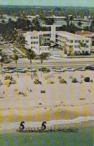 Florida Fort Lauderdale Silver Seas On The Ocean