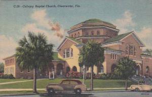 Florida Clearwater Calvary Baptist Church