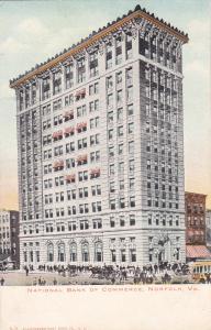 NORFOLK, Virginia, 1900-10s ;National Bank of Commerce, version 2