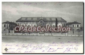 Old Postcard Limoges Musee Adrien Dubouche