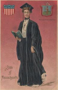 State Girl , Massachusetts, 1910