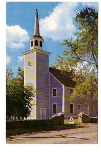 Old Presbyterian Church, Grand Pre, Nova Scotia