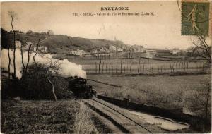 CPA Bretagne - BINIC - Vallée de l'Ie et Express des C.-du-N. (243699)