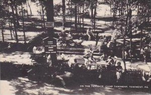 Pennsylvania Tamiment On The Terrace Camp Tamiment Artvue