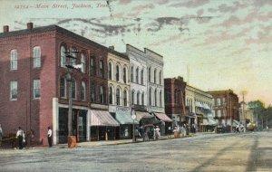 JACKSON , Tennessee , PU-1907 ; Main Street