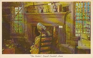 Tennessee Rutherford David Crockett Home