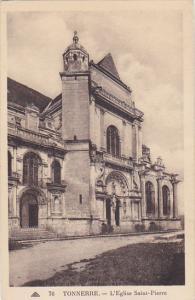 France Tonnerre L'Eglise Saint-Pierre