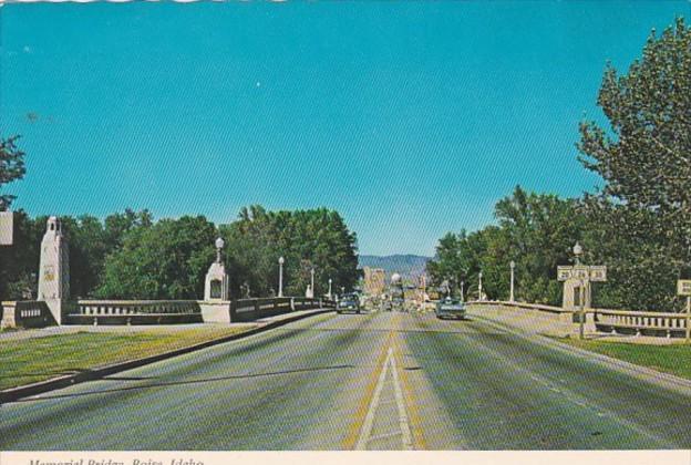 Idaho Boise Memorial Bridge