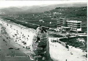 CARTOLINA d'Epoca - FOGGIA : VIESTE