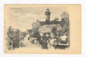 Nurnberg, Burg von Osten, Germany 00-10s