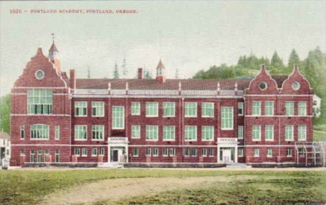 Oregon Portland The Portland Academy