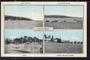 Multi View Lake Gogebic,Ironwood,MI