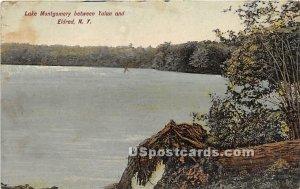 Lake Montgomery - Eldred, New York