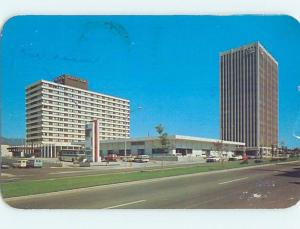 Pre-1980 HOLLY SUGAR BUILDING BY ANTLERS PLAZA HOTEL Colorado Springs CO B3683