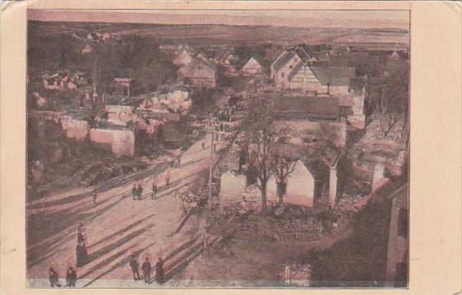 Czech Republic Brandenglueck in Boehmenkirch 14 April 1910
