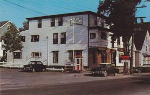 Exterior, Loyalist Inn, Shelburne, N.S., Canada, 40-60s