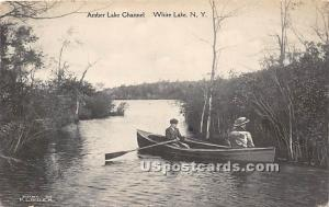 Amber Lake Channel White Lake NY Unused