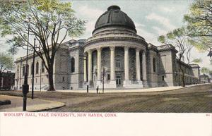 Woolsey Hall, Yale University, NEW HAVEN, Connecticut, 1900-1910s