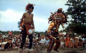 Shinnecock Indians Long Island NY Unused