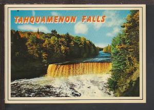 Tahquamenon Falls Near Paradise MI Postcard BIN