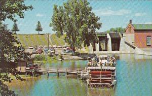 The River Queen Oscoda Michigan