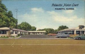 Palmetto Motor Court Palmetto FL Unused