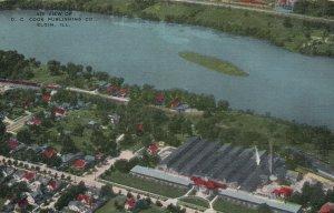 ELGIN , Illinois, 1930-40s ; D.C Cook Publishing Company